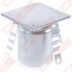 Nerūdijančio plieno pravala ACO Finor Dn 100 (150 mm x 150 mm)