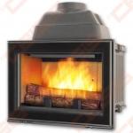 Ketinis židinio ugniakuras CHAZELLES HP700 L (700 x 787 x 483); 10kW