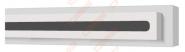 Difuzorius plyšinis priglaistomas VENTMANN LINE vieno plyšio 12mm, L-625