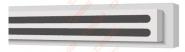 Difuzorius plyšinis priglaistomas VENTMANN LINE dviejų plyšių 12mm, L-625
