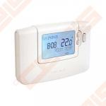 Skaitmeninis patalpos termostatas CM900, programuojamas savaitei. Galimybė prijungti patalpos ir lauko daviklius.