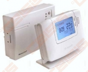 Bevielis patalpos termostatas CMT927, programuojamas savaitei, su 6 temperatūros nustatymais parai. Papildomos funkcijos. Radijo ryšio veikimo nuotolis - 30m