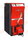 katilas Atmos D20PX; 6-20kW (tinka kūrenti tik medienos granulėmis)
