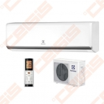 Sieninis oro kondicionierius / šilumos siurblys oras-oras ELECTROLUX AVALANCHE SPLIT EACS-I24 HAV/N8_19Y inverter 7,0/7,4 kW (Vidinis ir išorinis blokas)
