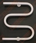 Ranšluosčių džiovintuvas ELONIKA EN S, baltas (dviejų bangų)