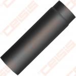 Vienasienis juodo plieno dūmtraukis JEREMIAS Ferro1403 0,5m