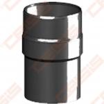 Vienasienė juodo plieno jungtis(praplatinimui) JEREMIAS Ferro-E1