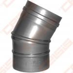 Vienasienė nerūdijančio plieno reguliuojama 0 - 30° alkūnė JEREMIAS FU20E
