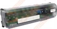 Laidinis grindų šildymo valdiklis šildymui ir vėsinimui. Valdo iki 6 zonų (iki 4 pavarų vienai zonai). 230V. Galima į seką jungti 3 valdiklius (maks. 18 zonų).