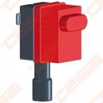 Potinkinio sifono montažinis komplektas skirtas įmontuoti HL4000-1, HL4000-2, HL4000-3
