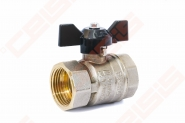Rutulinis ventilis trumpa rankena v/v 1/2'' LD (30/-)
