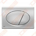 Mygtukas ALCA PLAST dvigubas, chromuotas