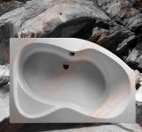 Vonia KYMA Neringa 150x94x60 cm su kojelėmis, kairė