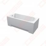 Apdailos plokštė voniai KYMA Goda 170 cm, galinė