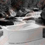 Apdailos plokštė voniai KYMA Neringa 150 cm,  kairė