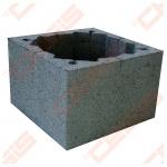 Kamino blokelis 36x36x33cm. Ø160-200