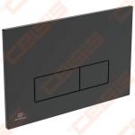 WC nuleidimo mygtukas Ideal Standard Oleas M2, juodas matinis