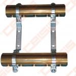 Nereguliuojamas kolektorius radiatoriniam šildymui GORGIEL R-