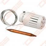 Kolektoriaus termostatinė pavara (galva) su 2m ilgio kapiliaru, 20-70°C GIACOMINI R462L