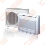 Grindinis oro kondicionierius FUJI ELECTRIC LVCA serija (išorinis/vidinis blokai)