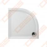 Dušo padėklas PAA CLASSIC 80x80 (radius 550)