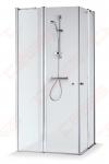 Dušo kabina Brasta Glass SIMA 1200 x 1200 x 1900 rašt.stiklas