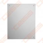 Nerūdijančio plieno veidrodis SANELA 600x400 mm