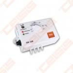 Valdiklis skirtas automatiniu būdu įjungti arba išjungti katilo ventiliatorių kuris dirba kartu su centrinio šildymo katilu