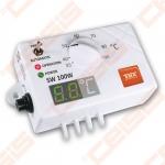 Valdiklis skirtas automatiniu būdu įjungti arba išjungti centrinio šildymo cirkuliacinį siurblį iki 100 VA galios 230V 50Hz variklio