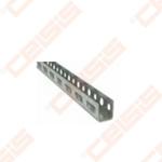 Perforuotas montažinis profilis NICZUK METALL-PL U formos, L-2000 mm