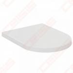 Unitazo dangtis Ideal Standard Blend Curve, su lėto užsidarymo funkcija