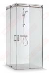 Dušo kabina Brasta Glass VESTA 900 x 900 x 2000 pilkas