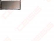 Spintelė pakabinama LED BALTECO Grada 1200x645x150 balta/pilka