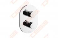 Dekoratyvinė dalis termostatiniam dušo/vonios maišytuvui RAVAK CR 063.00