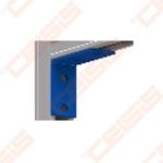 Plokštelė NICZUK METALL-PL profilio montažinio jungimui A  90°
