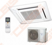 Kasetinis lubinis oro kondicionierius FUJI ELECTRIC SPLIT