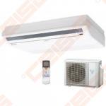 Konsolinis (grindinis/lubinis) oro kondicionierius FUJI ELECTRIC (išorinis/vidinis blokai)