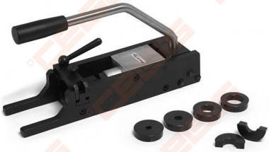 Presavimo įrankis ConnectT 120, dėžėje, užspaudimo lūpos Dn8-Dn25