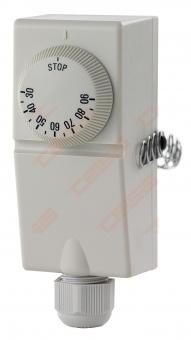 Kontaktinis termostatas WATTS WTC-ES; 30-90°C