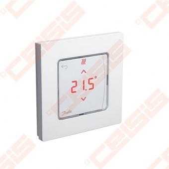 Danfoss Icon patalpos termostatas, su ekranu, 24V potinkinis