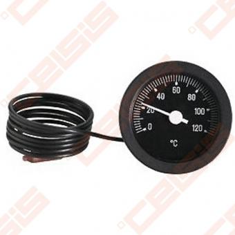 Kapiliarinis termometras WATTS TC50/100; Ø50; tMaks.120°C