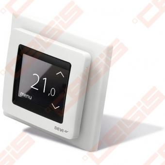 DEVIreg Touch termostatas, 5-45°C, programuojamas