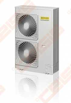 Šilumos siurblio išorinis blokas 400 V 16kW LT