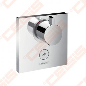 Dekoratyvinė dalis termostatiniam dušo maišytuvui HANSGROHE Select highflow