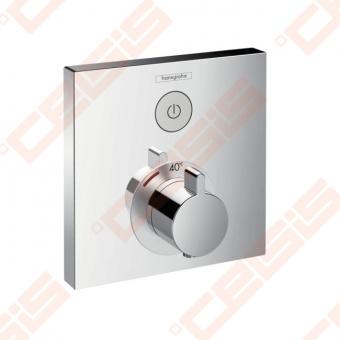Dekoratyvinė dalis termostatiniam dušo maišytuvui HANSGROHE Select