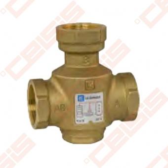 3-eigis termostatinis 55°C vožtuvas LK 823; Kvs9; Dn25; (bronza)