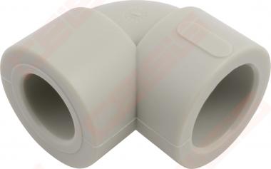 Alkūnė FV-PLAST PPR 90° Dn25 x 20
