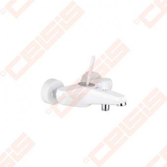 Maišytuvas voniai/dušui GROHE Eurodisc Joystick, baltas