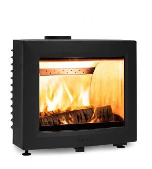 Ketinis židinio ugniakuras KEDDY SK1002 4-9kW