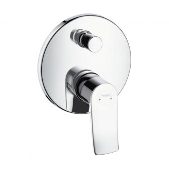 Dekoratyvinė dalis vonios / dušo maišytuvo HANSGROHE Metris (apvali)